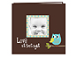 Pioneer 12x12 Baby Owl Photo Frame Scrapbook