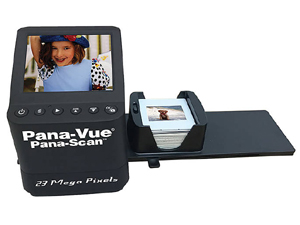 Pana-Vue 23MP 35mm Slide & Film Scanner