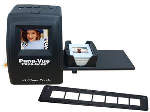 PanaVue 23MP 35mm Slide & Film Scanner