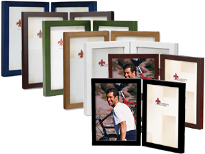 Lawrence 5x7 Double Wood Frame