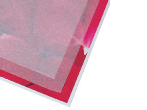 Lineco Unbuffered Acid Free Tissue Paper 15x20 (100 sheets)