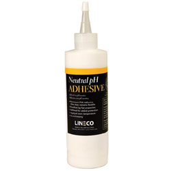 Lineco Neutral pH Adhesive 8oz.