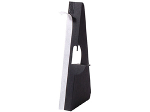 Lineco Easel Backs in Black 5 Inch (25 Pack)