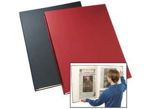 Giant Oversized Archival Fabric Scrapbook Album