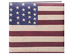 Pioneer MB-10WK 12x12 American Flag Scrapbook