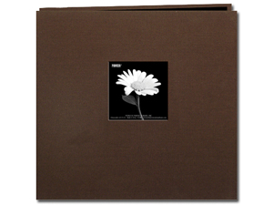 Pioneer MB-10CBFE 12x12 Earth Tones Fabric Memory Book
