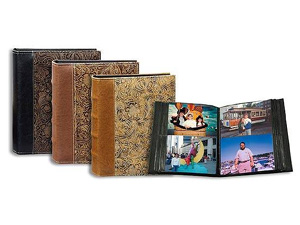 Pioneer NTS-246 Embossed Scroll Photo Album