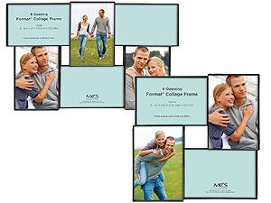 MCS Format Collage Frames