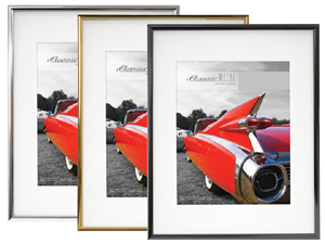 MCS Gallery Aluminum Picture Frames