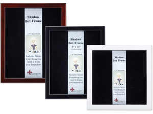 Lawrence Deep Shadow Box Display Frames