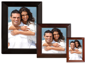 Lawrence Estero Collection Wood Picture Frames