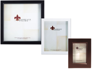 Lawrence Shadow Box & Photo Display Frames