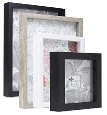 Lawrence Trinket Shadow Box w/Movable Glass