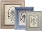 Lawrence Grains Weathered Driftwood Picture Frames