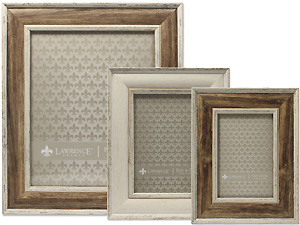 Lawrence Weathered Domed Top Frames