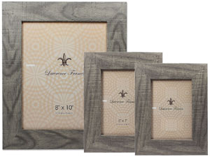 Lawrence Weathered Gray Halloway Frames