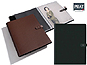 PRAT Pampa Leather Spiral Presentation Books