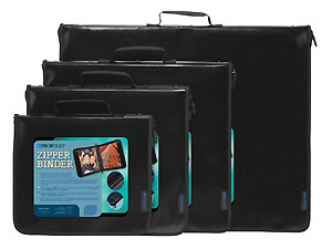 Itoya Profolio Zipper Case Binders
