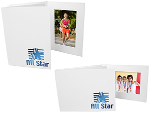 All Star 4x6 Sports Event Photo Folders (25 Pack)