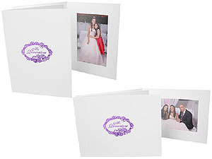 Mis Quinceanera 4x6 Event Photo Folders (25 Pack)