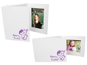 Easter Bunny 4x6 Event Photo Folders (25 Pack)