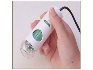 Porta-Trace / Gagne Porta-Scope Hand-Held Digital Microscope