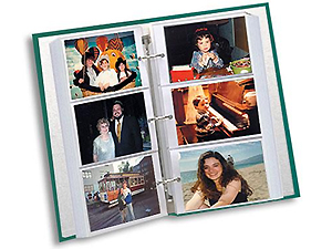 Pioneer STC 4x6 Photo Album Refill Pages