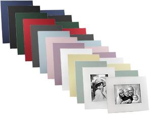 Beveled Easel Frames (25 Pack)