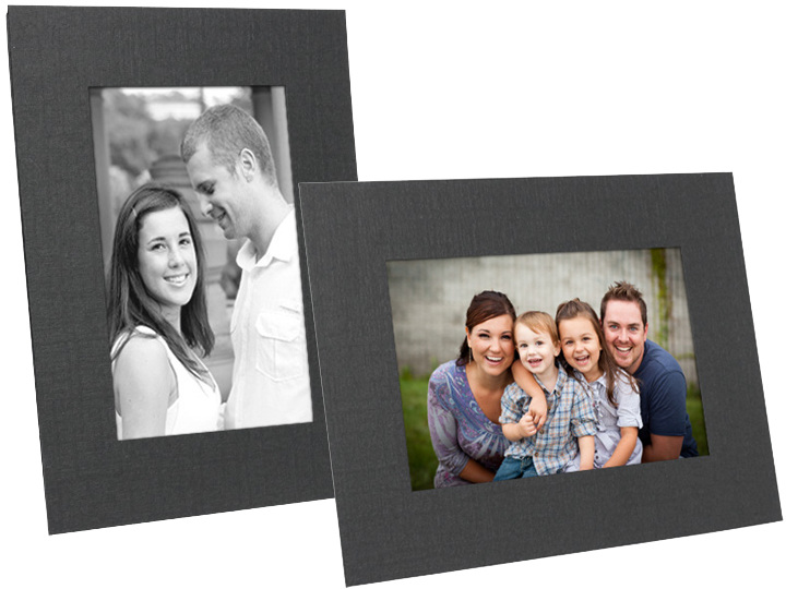 Cardboard Picture Frames 8x10 25 Pack