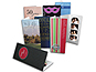Custom Printed Full Color Photo Booth Event Folders - Deluxe