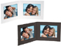 Double View Folders 6x4 Horizontal (25 Pack)