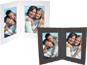 Double View Cardboard Photo Folders (25 Pack)
