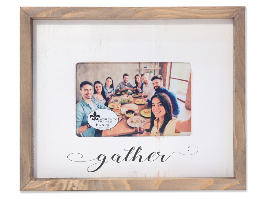 Lawrence 4x6 Farmhouse Wood Frame Gather