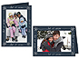 Let It Snow 4x6 Photo Insert Greeting Cards (10 Pack)