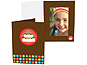 Birthday Cake 5x7 Vertical Photo Folders (25 Pack)