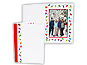 Holiday Light Strings 5x7 Event Photo Folders (25 Pack)