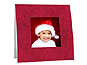 Red Border Polaroid Easel Frames (25 Pack)