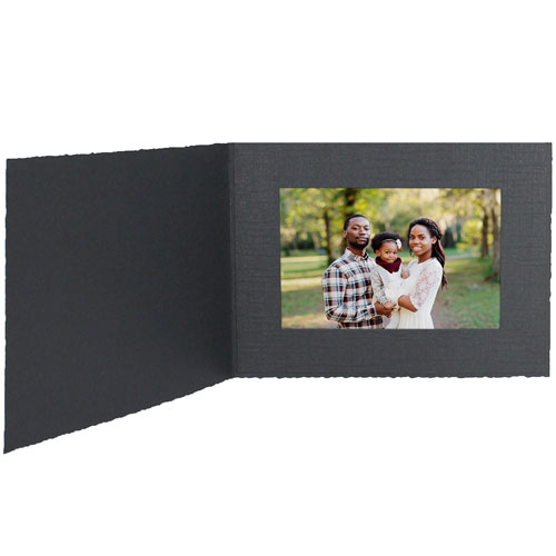 Cardboard Photo Folders 7x5 Horizontal