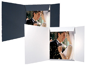 Presentation Photo Holders For 5x7 (25 Pack)