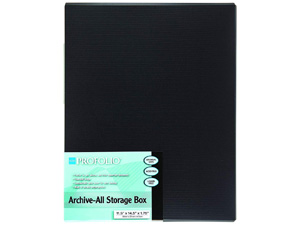 Itoya 11x14 Profolio Archive All Storage Box
