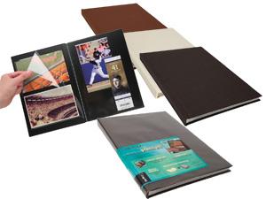 Itoya 2-Up Repositionable Presentation Album for 4x6