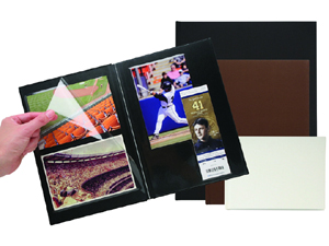 Itoya Repositionable Presentation Albums
