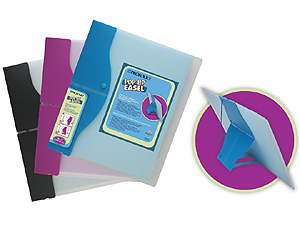 Itoya Letter Size Pop-Up Easel Profolio For 8.5x11