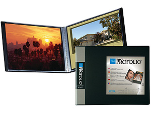 Itoya ID-2475 Landscape Profolio Book For 7x5
