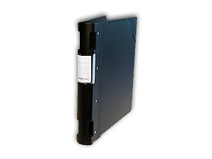 Itoya Keba Ergo 3 Ring Black Binder 1-1/2
