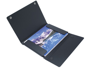 Itoya Magnetic Closure Portfolio Case For 8-1/2x11