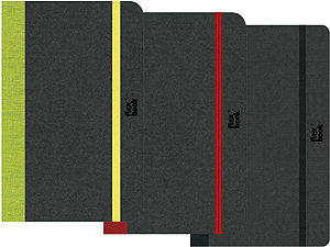 PRAT Flexbook Blank Notebooks