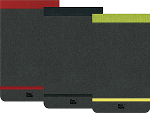 PRAT Flexbook Notepad Ruled  4x6.75