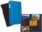 Itoya OLX-240 Deluxe Premium Fabric Cover Photo Album