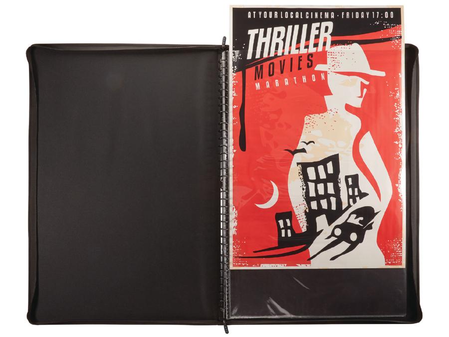 Itoya Poster Binder Profolio Case for 24x36